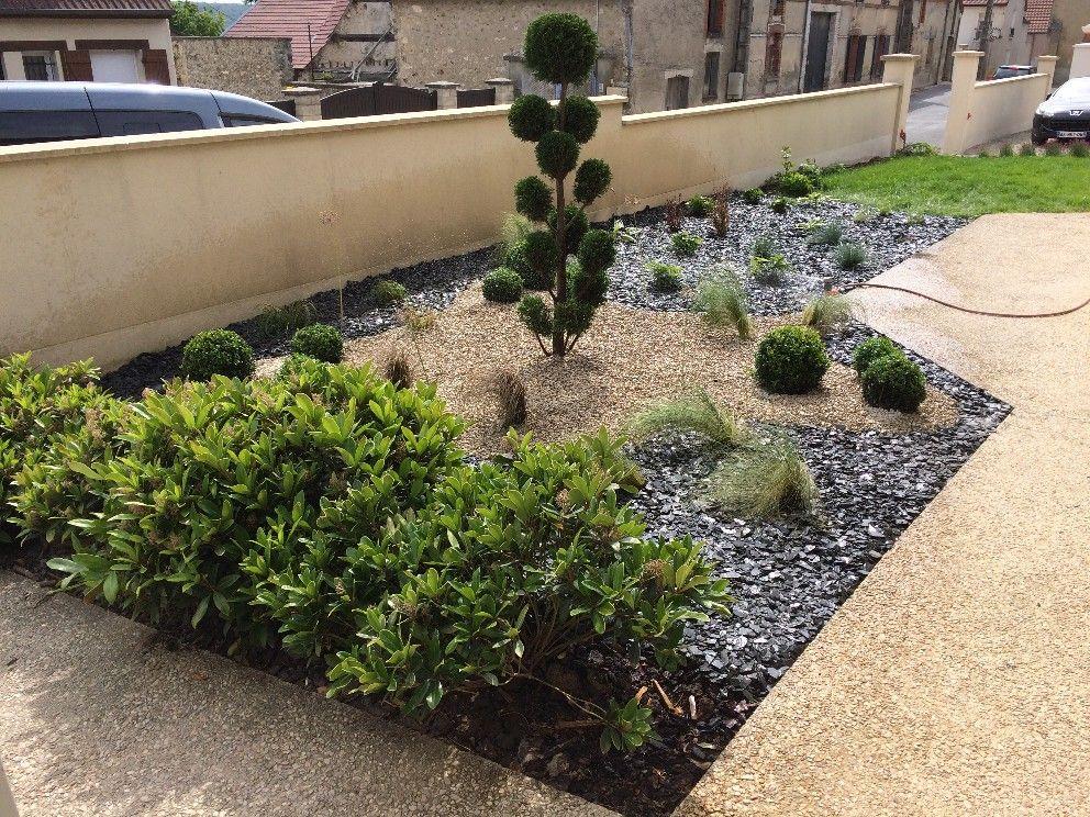 L 39 entreprise les espaces verts de la champagne vous for Plante pour massif sans entretien